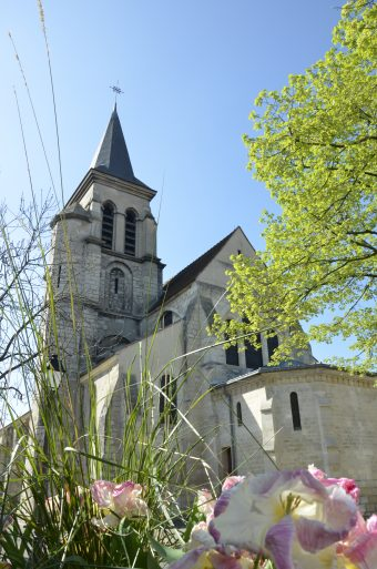 Saint Baudile church